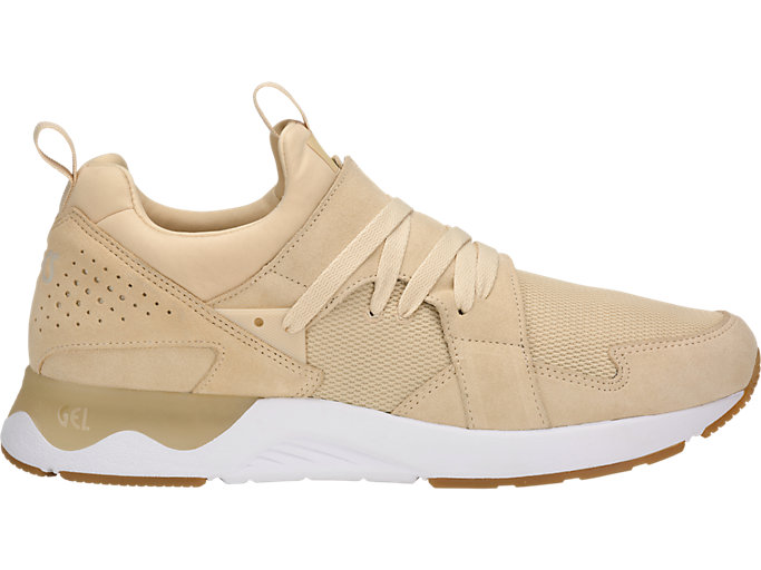 Right side view of GEL-LYTE V SANZE TR, MARZIPAN/MARZIPAN