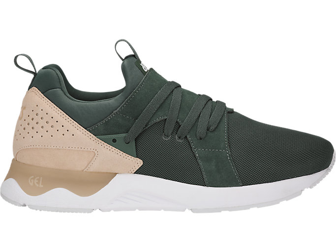 Alternative image view of GEL-LYTE V SANZE, DARK FOREST/MARZIPAN