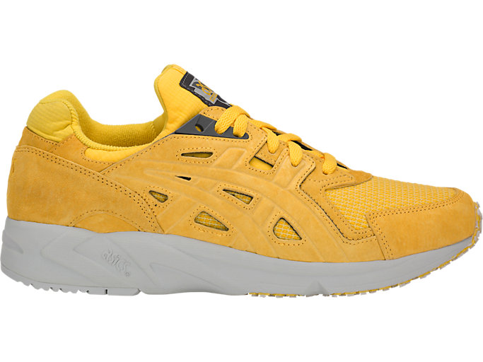 Right side view of GEL-DS TRAINER OG, TAI-CHI YELLOW/TAI-CHI YELLOW