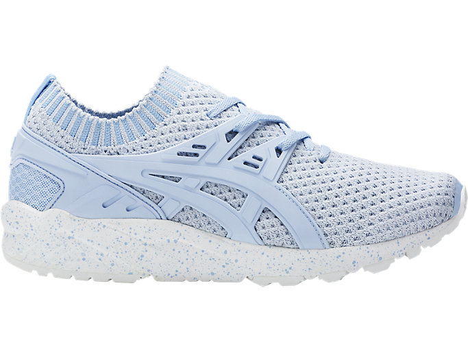 Right side view of GEL-KAYANO TRAINER KNIT, SKYWAY/SKYWAY