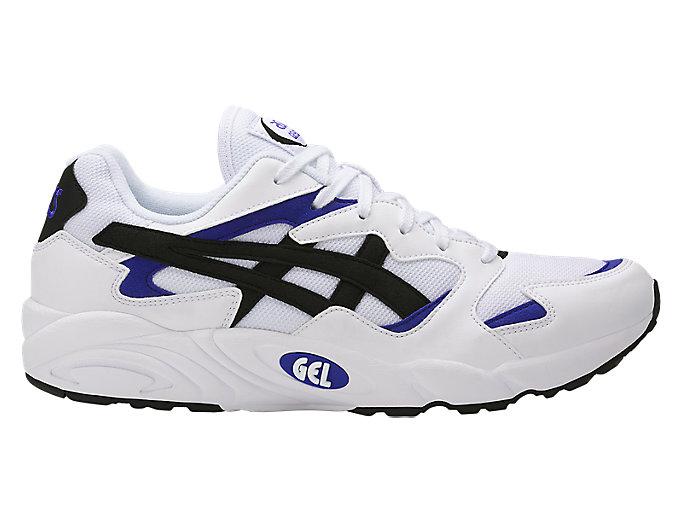 Asics HY7H1 100 GEL Diablo White White Men/'s Sneakers