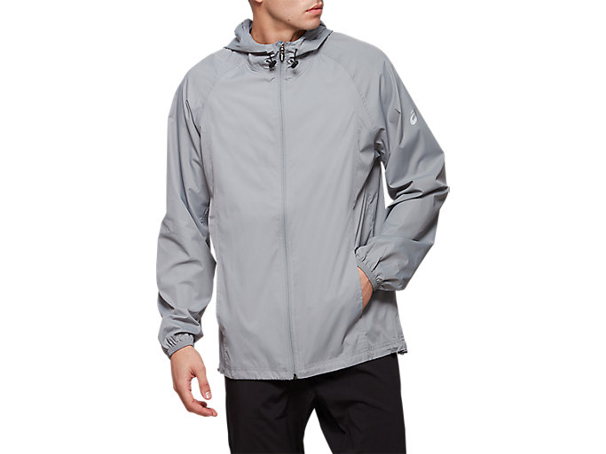 Seguro antecedentes Ninguna  Men's Packable Jacket | Monument | Outerwear | ASICS