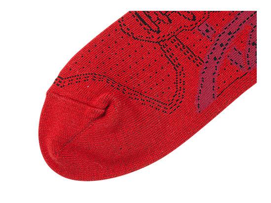 袜子 红色