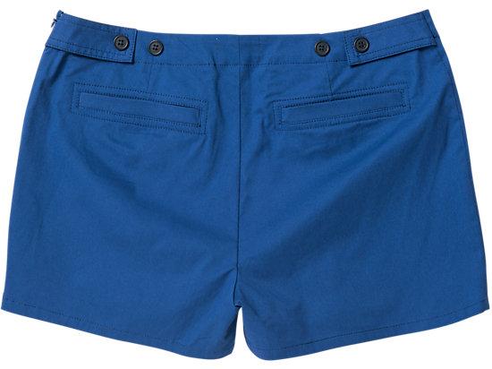 女士短裤 蓝色