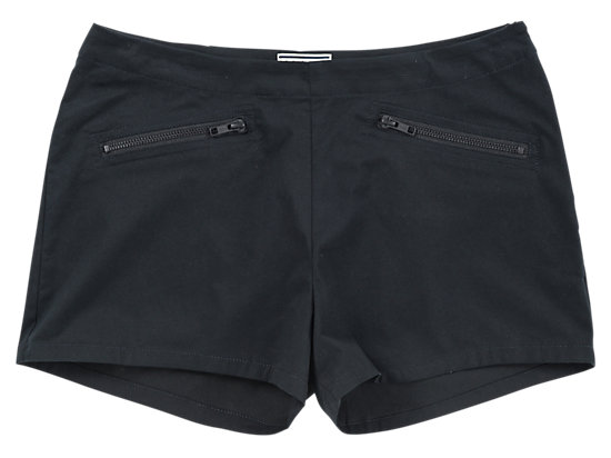 女士短裤 黑色