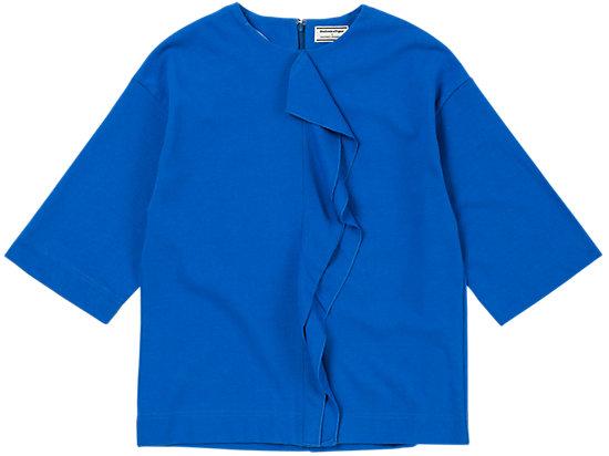 女士上衣 蓝色