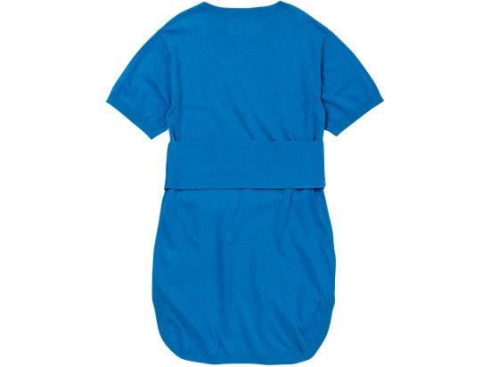 女式针织裙 水蓝色