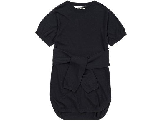 女式针织裙 黑色