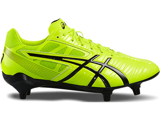 GEL-LETHAL SPEED SAFETY YELLOW/BLACK/BLACK