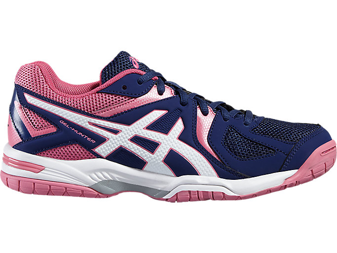 Alternative image view of GEL-HUNTER 3, Indigo Blue/White/Azalea Pink