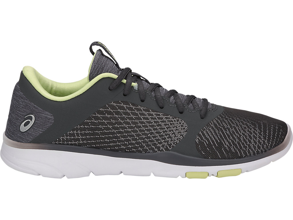 Women's GEL-Fit Tempo 3 | Carbon/Limelight/Silver | Training | ASICS