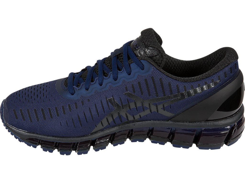 Men's GEL-Quantum 360 | Medieval Blue/Black/Navy | Running Shoes ...