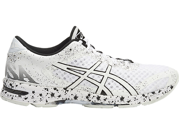 Men's GEL-NOOSA TRI 11 | WHITE/BLACK | Running Shoes | ASICS