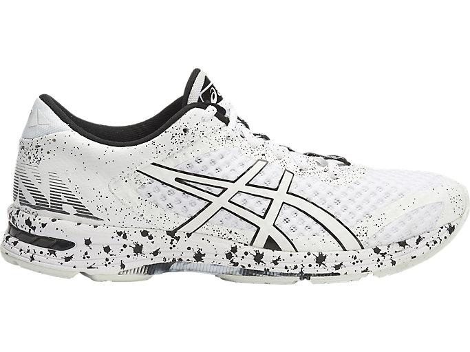 Men's GEL-NOOSA TRI 11   WHITE/BLACK   Running Shoes   ASICS