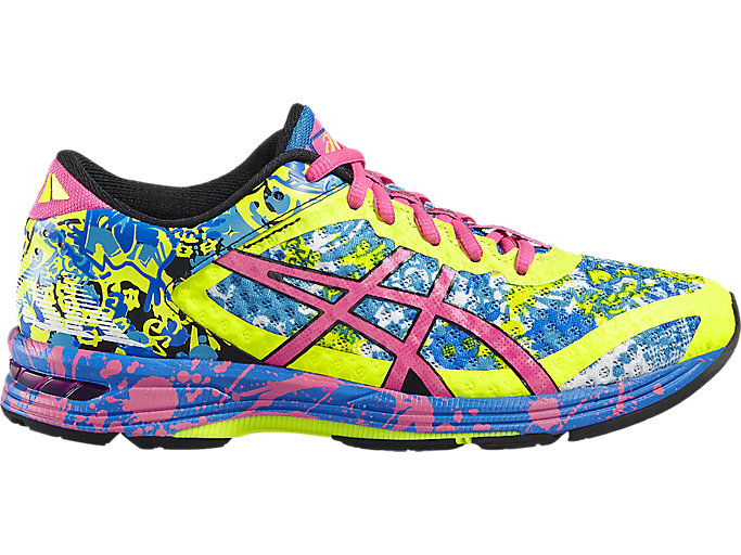 Alternative image view of GEL-NOOSA™ TRI 11, SAFETY YELLOW/HOT PINK/ELECTRIC BLUE