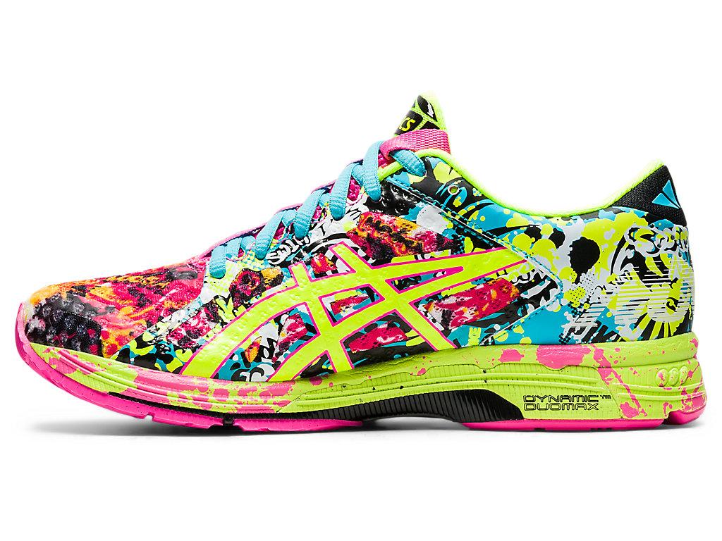 Women's GEL-Noosa Tri 11 | Hot Pink/Flash Yellow/Black | Running ...