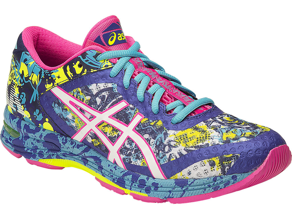 Women's GEL-Noosa Tri 11 | ASICS Blue/White/Hot Pink | Running ...