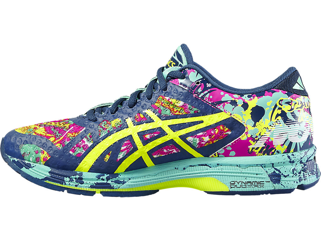 Encommium Plaga Entender  Unisex GEL-NOOSA TRI 11 | POSEIDON/SAFETY YELLOW/COCKATOO | notdisplayed |  ASICS Outlet