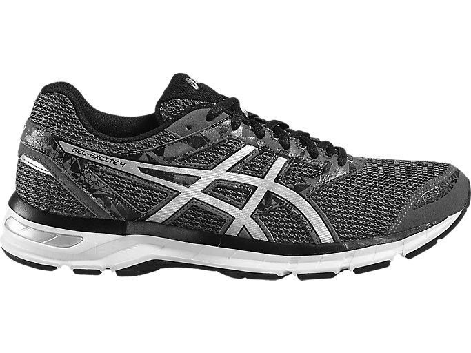 Men's GEL-Excite 4 | Carbon/Silver/Black | Running Shoes | ASICS