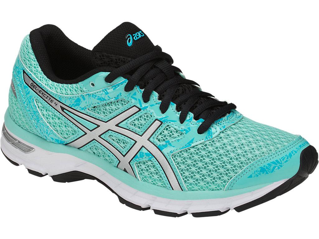 Women's GEL-Excite 4 | Aruba Blue/Silver/Aquarium | Running Shoes ...