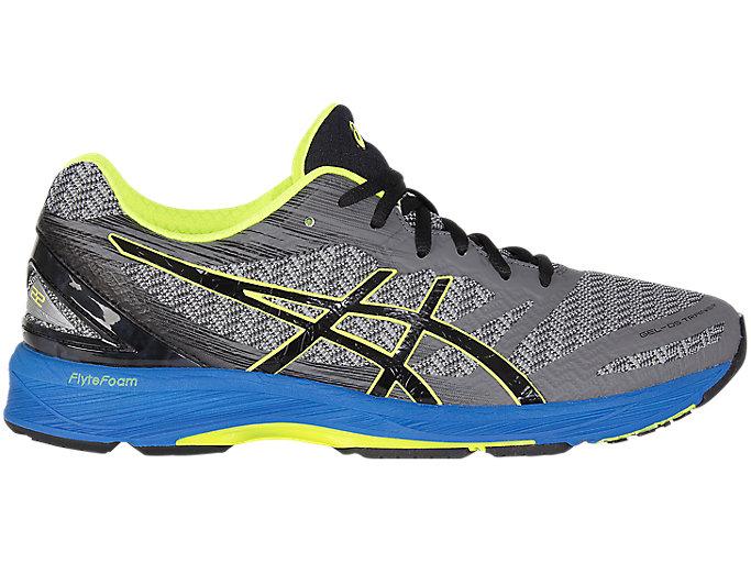 Men's GEL-DS Trainer 22 | Carbon/Black/Safety Yellow | Running ...