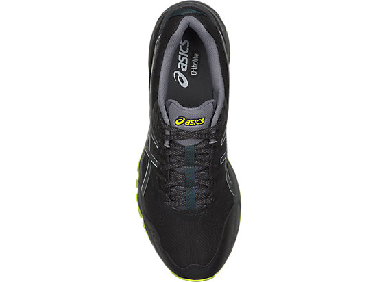 GEL-SONOMA 3 BLACK/NEON LIME
