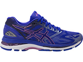 ASICS Gel - Nimbus 19 Blue Purple / Violet / Airy Blue Mujer