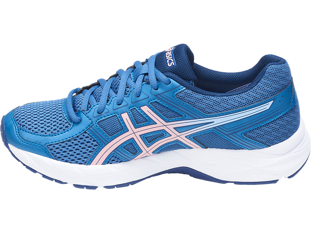 Women's GEL-Contend 4 | Azure/Frosted Rose | Running Shoes | ASICS