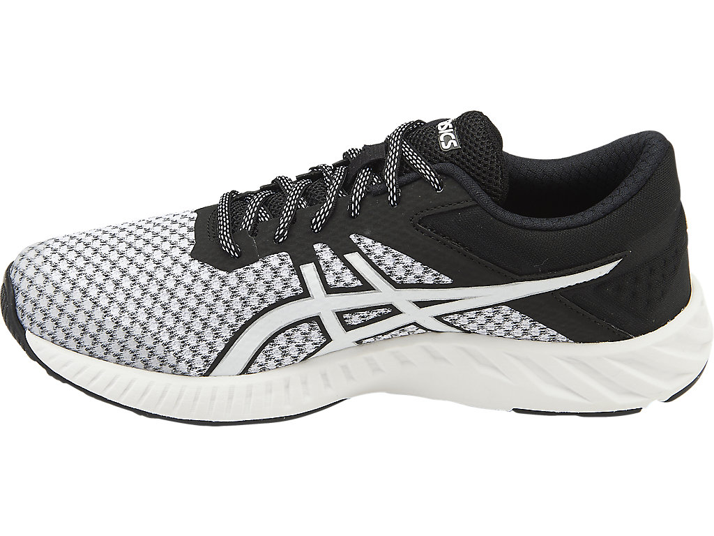Women's Fuzex Lyte 2 | White/Black/Silver | Running Shoes | ASICS