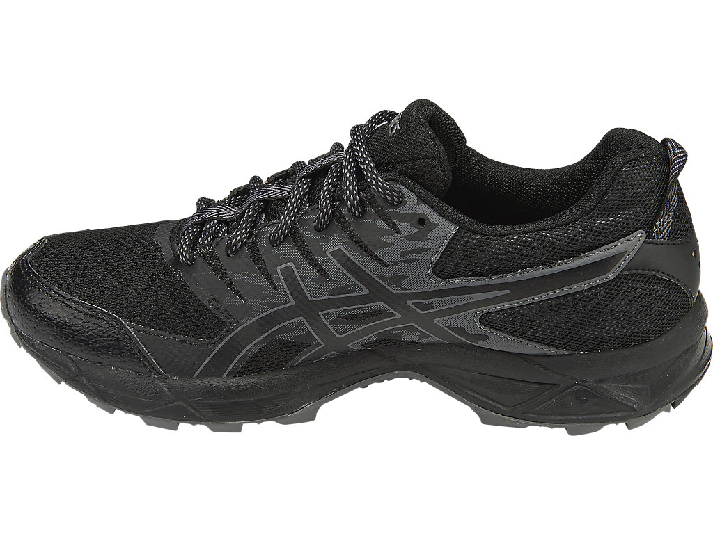 Women's GEL-SONOMA 3 G-TX   Black/Onyx/Carbon   Trail Running   ASICS