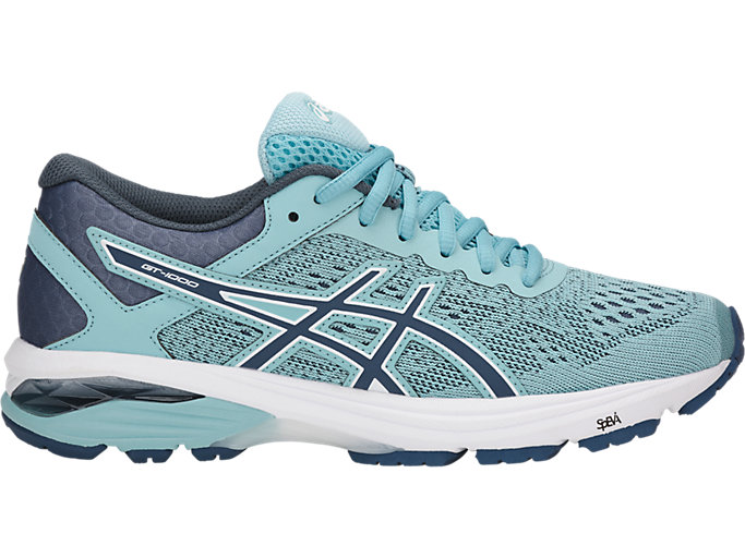 Women's GT-1000 6 | PORCELAIN BLUE/SMOKE BLUE/WHIT | Running ...