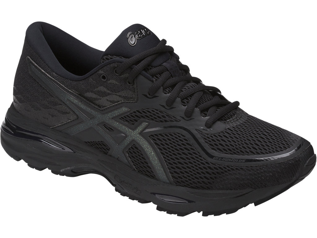 Men's GEL-Cumulus 19   Black/Black/Phantom   Running Shoes   ASICS