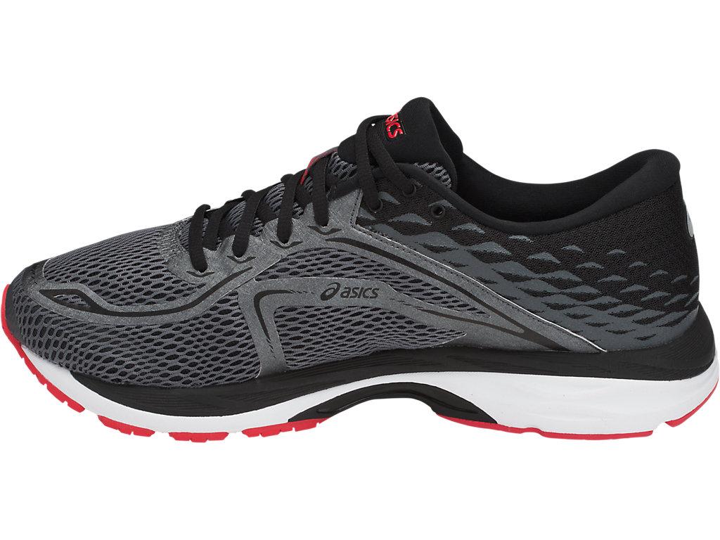 Men's GEL-Cumulus 19   Black/Carbon/Red   Running Shoes   ASICS