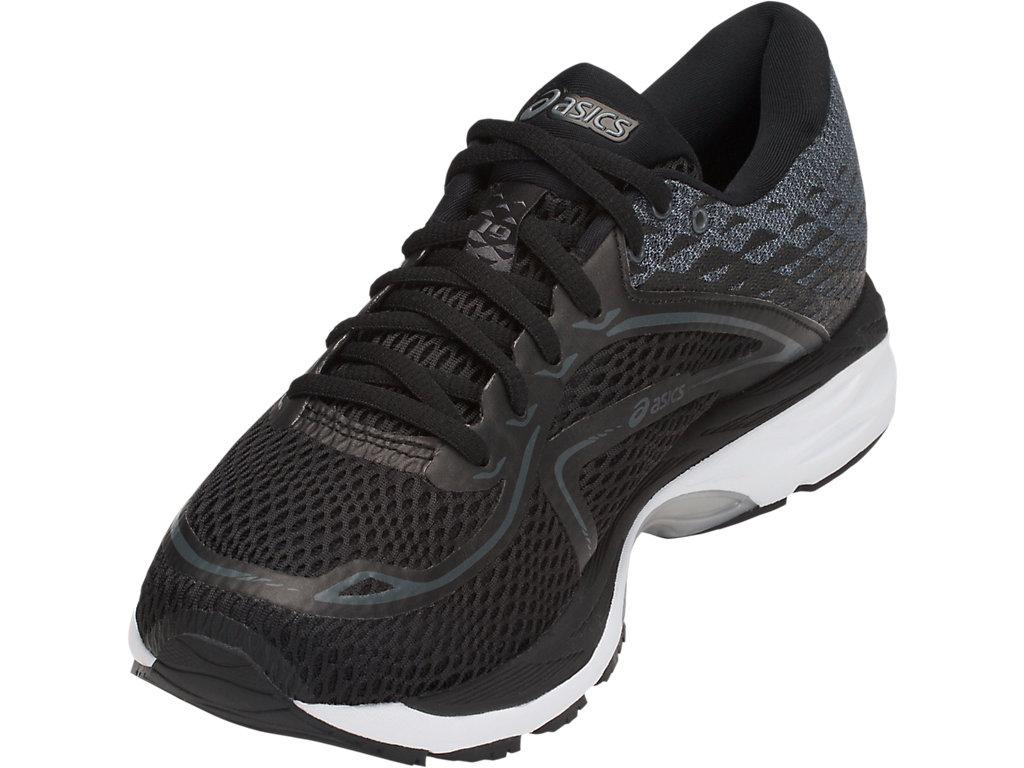Women's GEL-Cumulus 19 | Black/White/Black | Running Shoes | ASICS