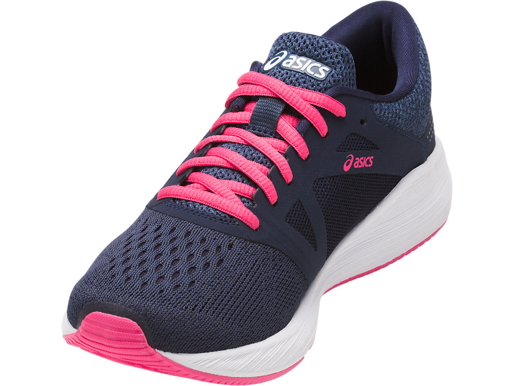Women's Roadhawk FF   Insignia Blue/Silver/Rouge Red   Running ...