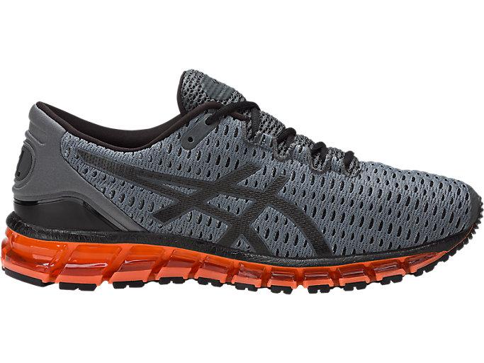 Men's GEL-Quantum 360 Shift | Carbon/Black/Hot Orange | Running ...