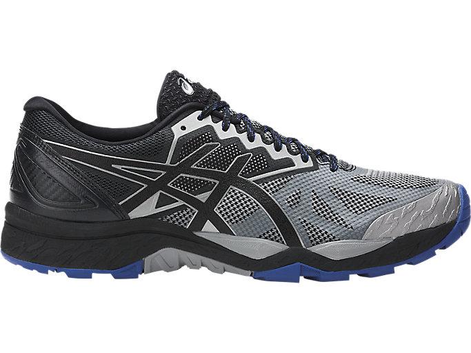 Men's GEL-Fujitrabuco 6 | Aluminum/Black/Limoges | Trail Running ...