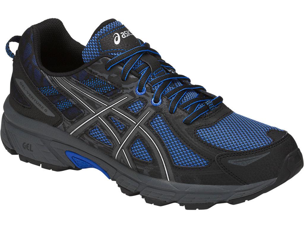 Men's GEL-Venture 6   Victoria Blue/Victoria Blue/Black   Trail ...