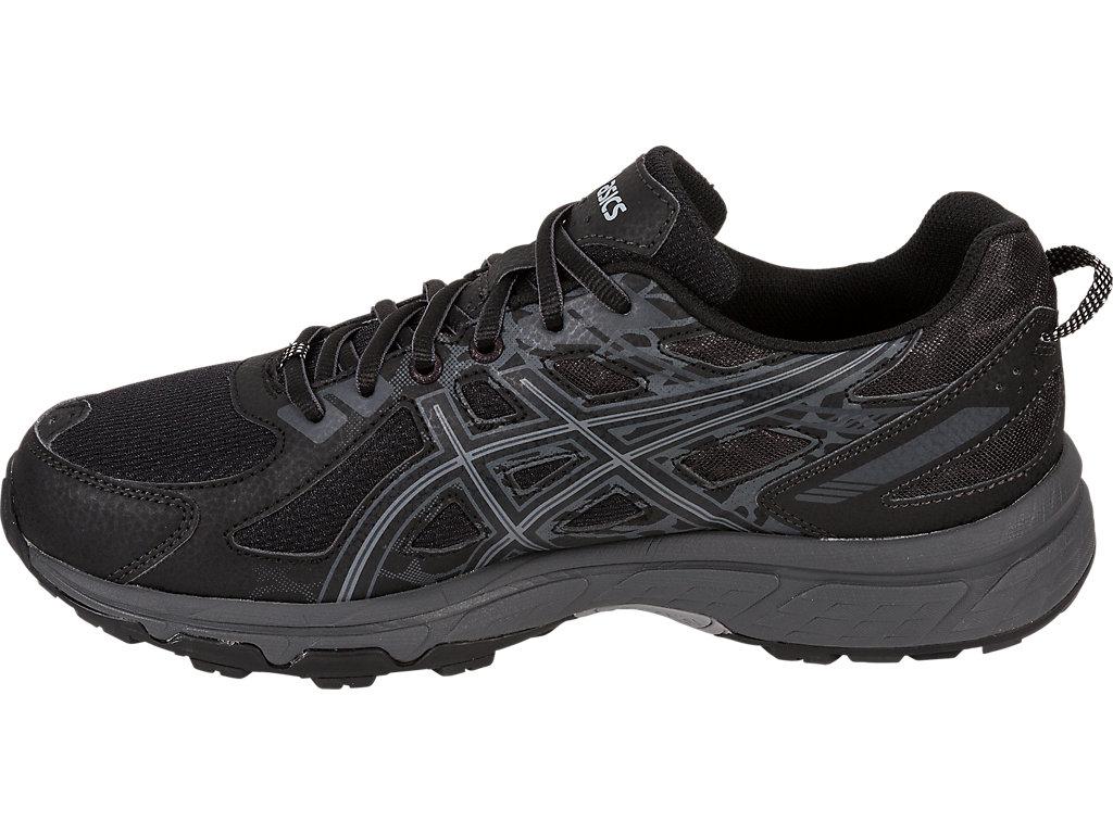 Men's GEL-Venture 6 | Black/Phantom/Mid Grey | Trail Running | ASICS