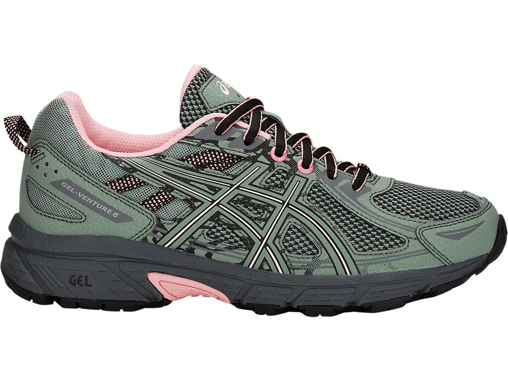 Women's GEL-Venture 6   Slate Grey/Frosted Rose   Trail Running ...