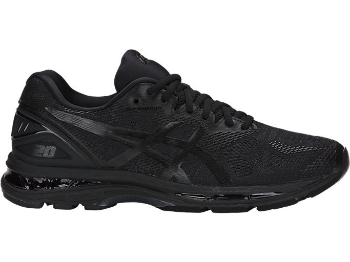Alternative image view of GEL-NIMBUS 20, BLACK/BLACK/CARBON
