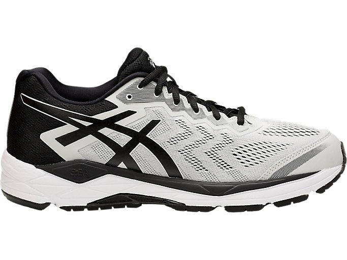 Men's GEL-Fortitude 8   Glacier Grey/Black   Running Shoes   ASICS