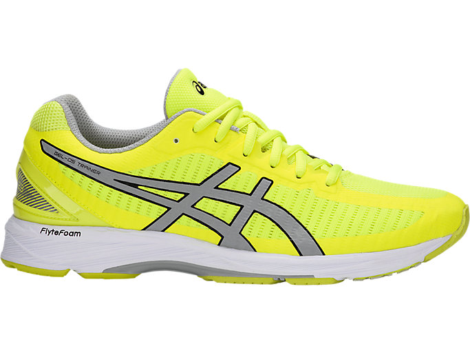 Men's GEL-DS Trainer 23 | Safety Yellow/Mid Grey/White | Running ...