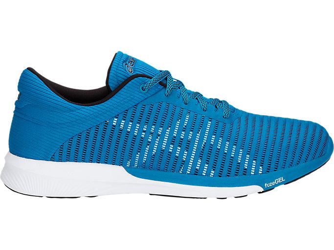 Men's fuzeX Rush Adapt | Race Blue/White | Running Shoes | ASICS