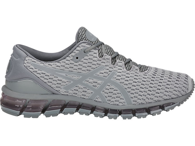 Right side view of GEL-QUANTUM 360 SHIFT MX, MID GREY/STONE GREY/STONE GREY
