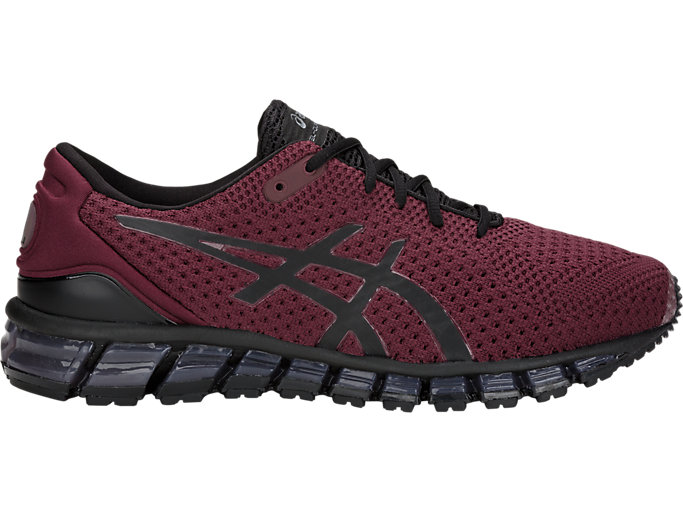 Right side view of GEL-QUANTUM 360 KNIT 2, PORT ROYAL/BLACK