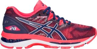 chaussures running femme asics nimbus cheap online