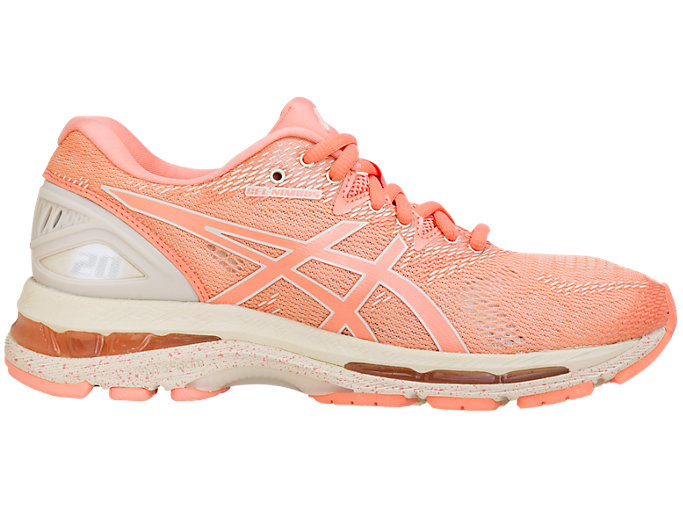 Women's GEL-NIMBUS 20 SP | CHERRY/COFFEE/BLOSSOM | Running ...