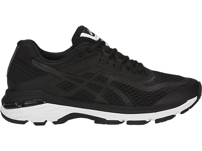 Women's GT-2000 6 | BLACK/WHITE/CARBON | Running | ASICS Outlet