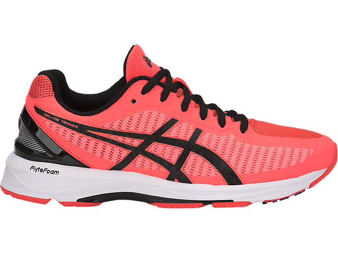 Alternative image view of GEL-DS TRAINER 23, FLASH CORAL/BLACK/CORALICIOUS